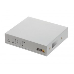 Axis Companion Switch 4CH PoE
