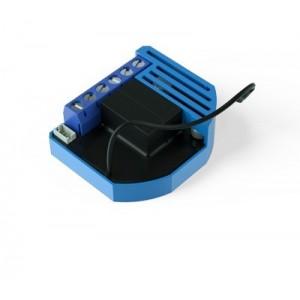 Qubino Micro Schakelaar dubbel met 2 relais Zwave Plus