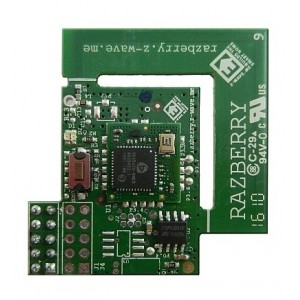 Razberry2 Z-Wave plug-on module