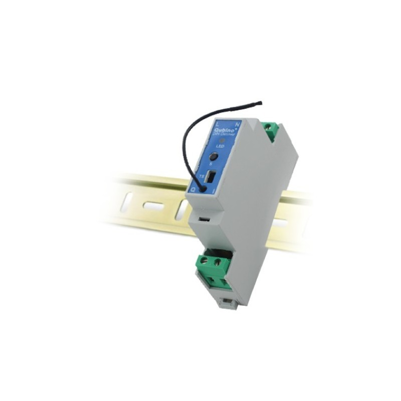 Qubino DIN rail Dimmer Zwave Plus